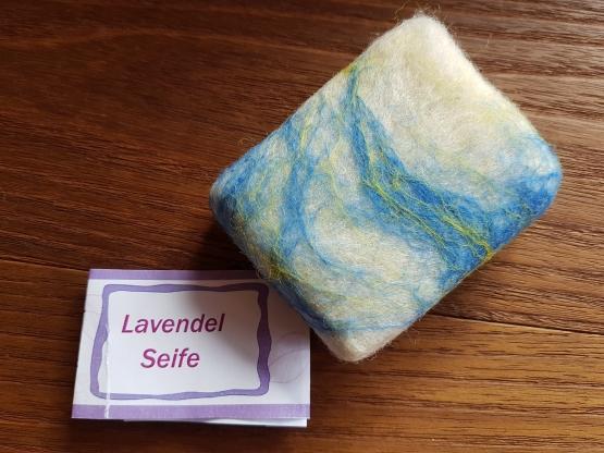 704 FILZSEIFE Lavendel